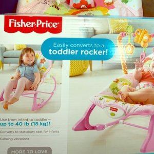 Fisher Price Rocker